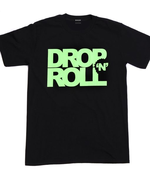 DNR Green Logo T-Shirt (B)
