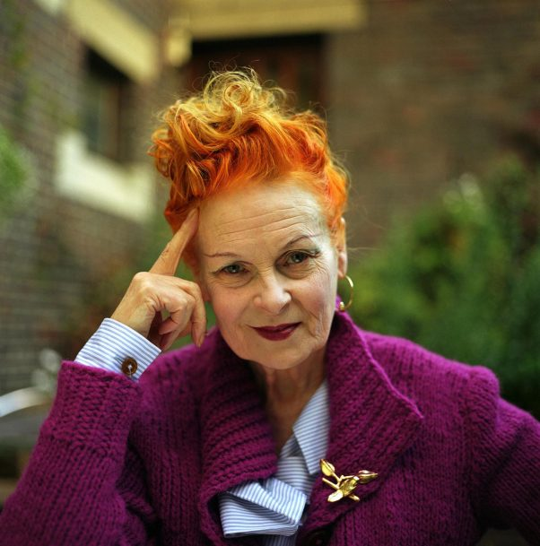 UK Fashion Designer: Vivienne Westwood